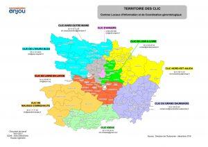 Bégrolles-en-Mauges, Cernusson, Chanteloup-les-Bois, Cholet, Cléré-sur-Layon, Coron, La Plaine, La Romagne, La Séguinière, La Tessoualle, Le May-sur-Evre, Le Puy-Saint-Bonnet, Les Cerqueux de Maulévrier, Maulévrier, Mazières-en-Mauges, Montilliers, Nuaillé, Passavant-sur-Layon, Saint-Christophe-du-Bois, Saint-Léger-Sous-Cholet, Saint-Paul-du-Bois, Somloire, Toutlemonde, Trémentines, Vezins, Yzernay, Lys -Haut-Layon (La Fosse de Tigné, Le Voide, Les Cerqueux sous Passavant, Nueil sur Layon , Saint Hilaire du Bois, Tancoigné, Tigné, Trémont, Vihiers) .