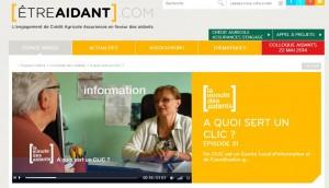 La minute des aidants, diffusée par France 3