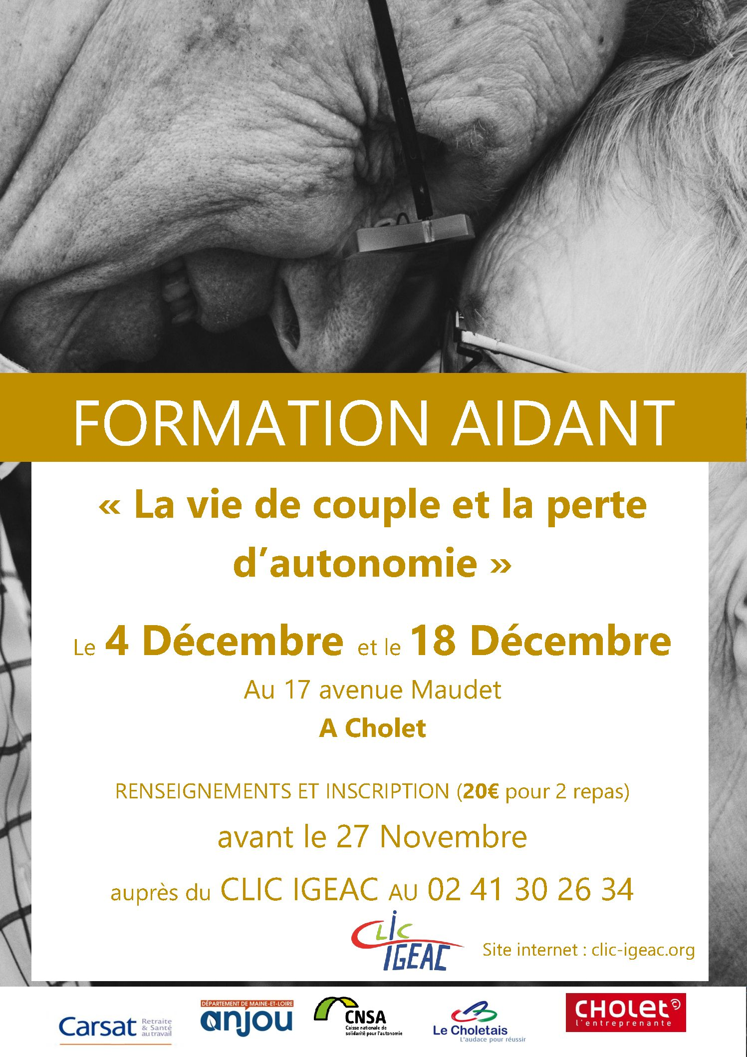 Formation aidants :